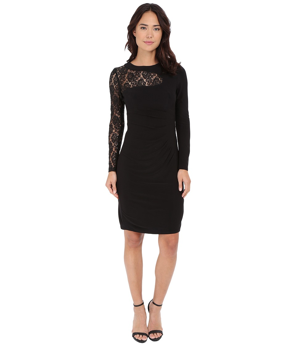 rsvp - Dahna Dress (Black) Women's Dress