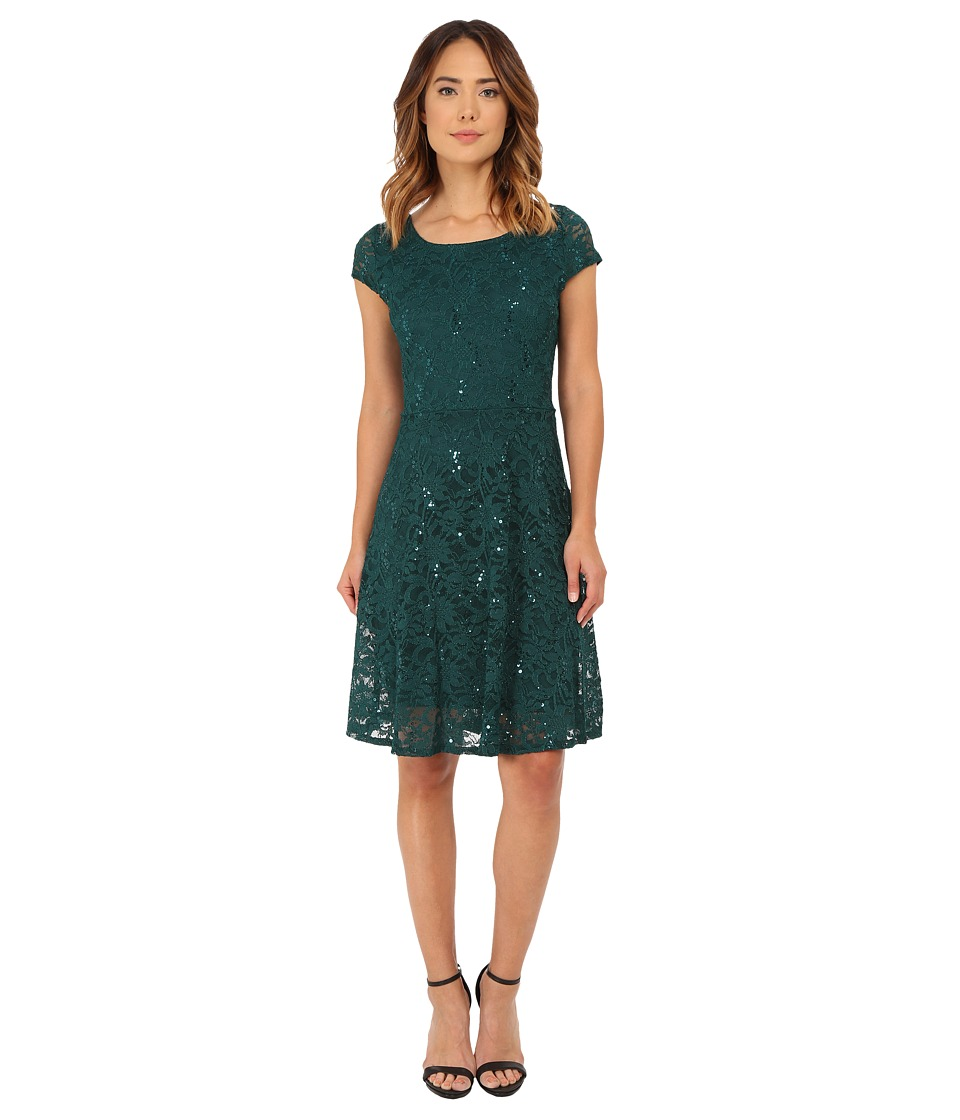 rsvp - Sofia Dress (Emerald) Women's Dress