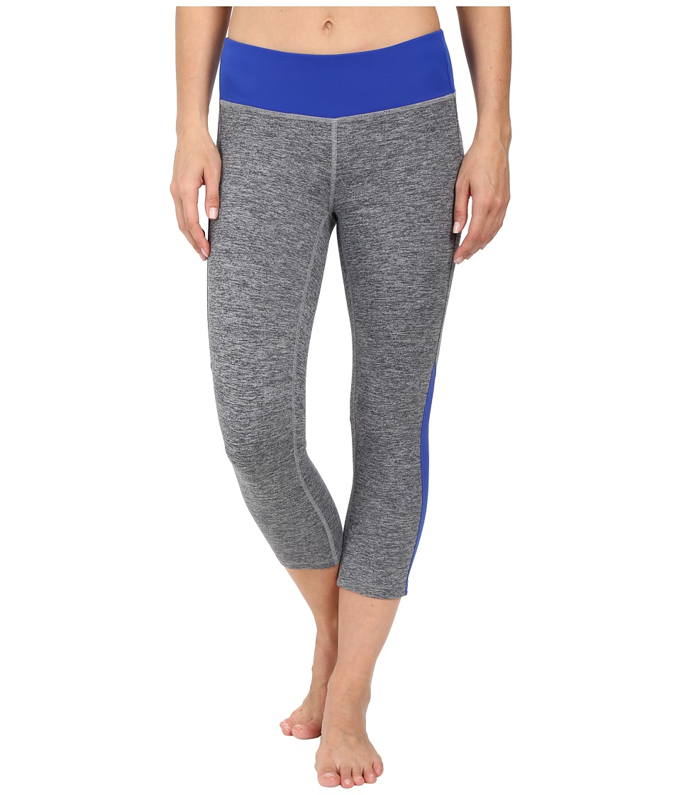 New Balance - Melange Crush Capris (Pacific) Women's Capri