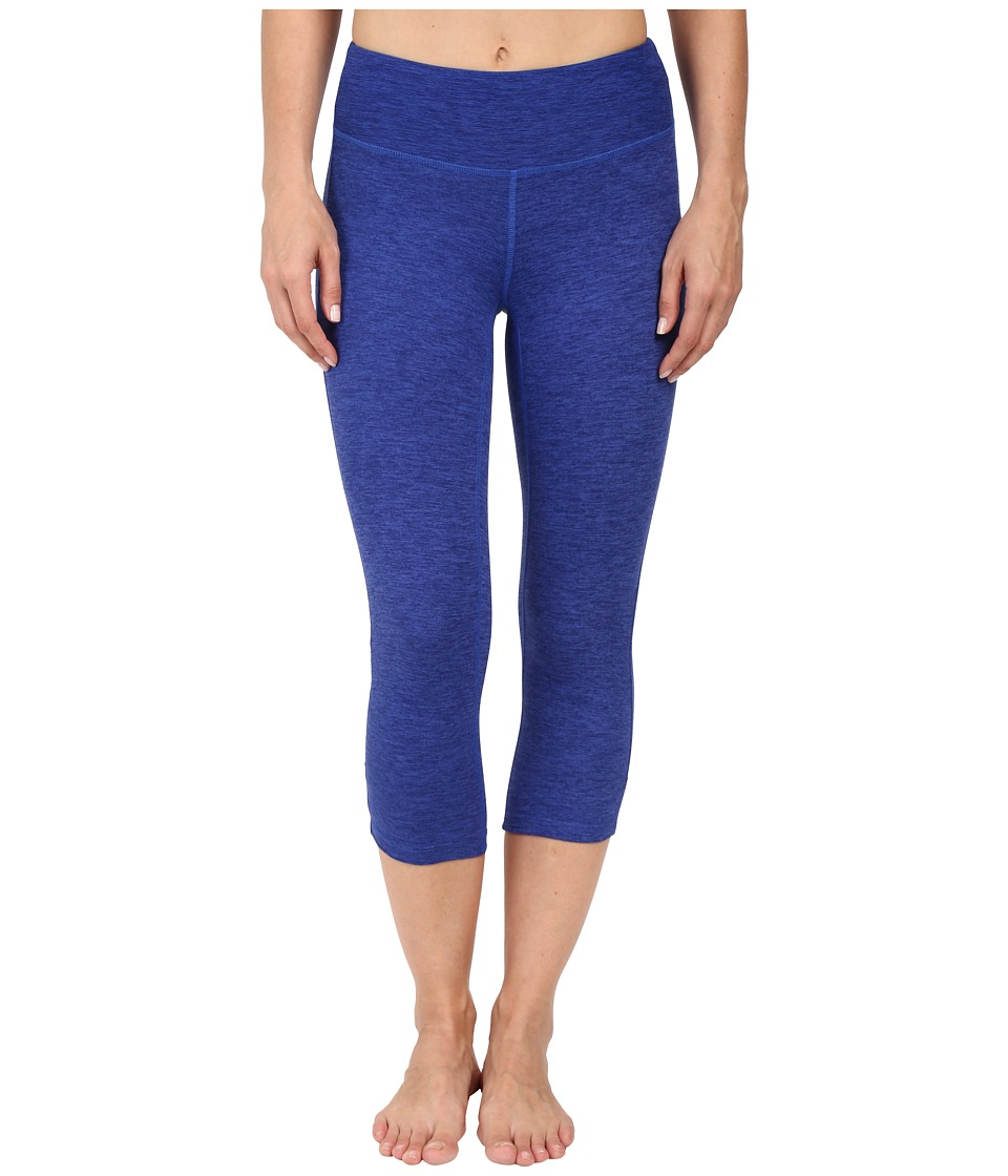 New Balance - Space Dye Capris (Pacific) Women's Capri