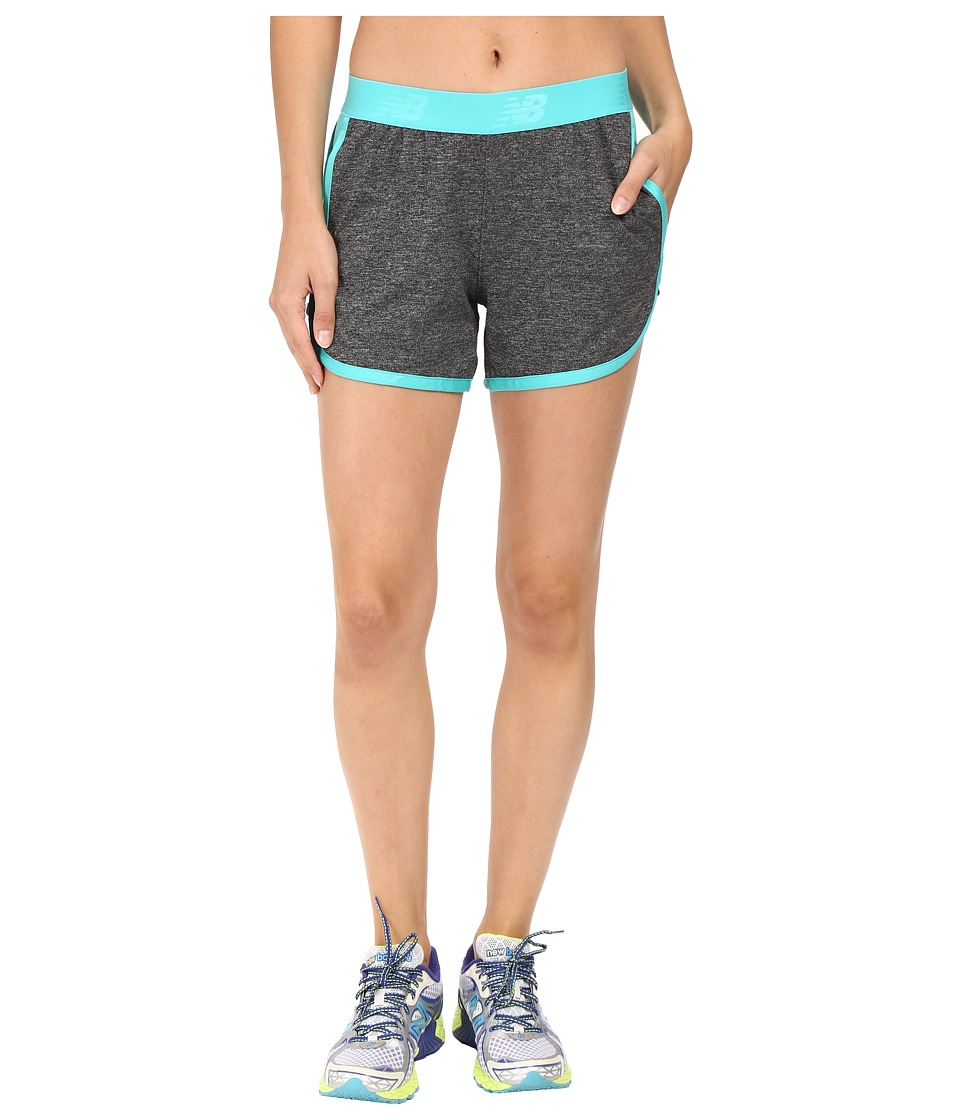 New Balance - Performance Shorts (Tidepool) Women's Shorts