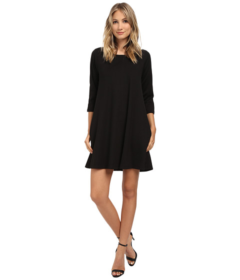 Christin Michaels - Michelle Dress (Black) Women