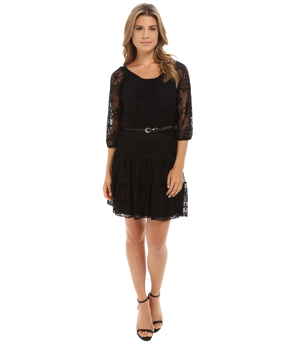 Gabriella Rocha - Maya Dress (Black) Women's Dress
