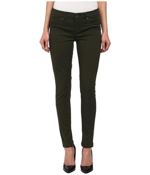 Seven7 Jeans - Twill Seamed Leggings in Army Green (Army Green) Women