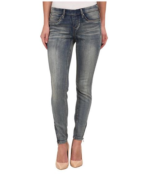 Seven7 Jeans - Pull On Zip Leggings in Trinity Blue (Trinity Blue) Women