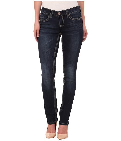 Seven7 Jeans - Thick Stitch Slim Pants (Reflection Blue) Women's Casual Pants