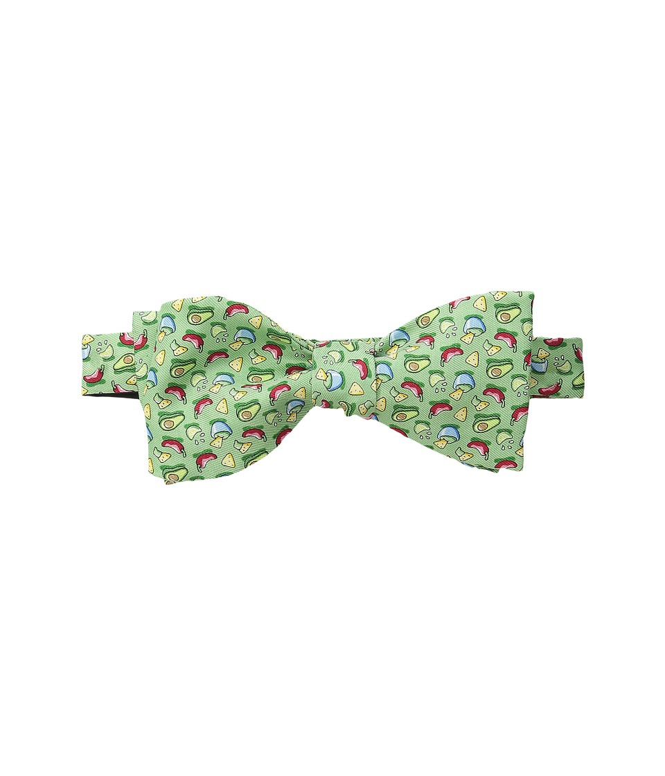 Vineyard Vines - Guacamole Bow Tie (Green) Ties