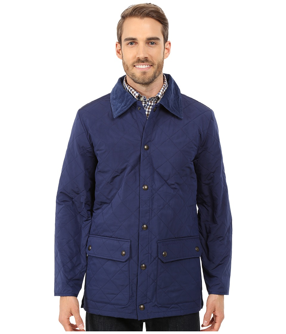 Vineyard Vines - Quilted Jacket (Deep Bay) Men's Coat