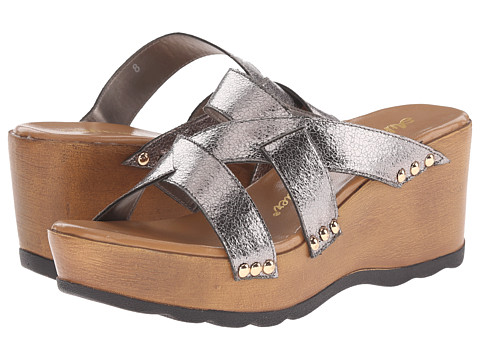 Athena Alexander - Amore (Pewter) Women's Clog/Mule Shoes