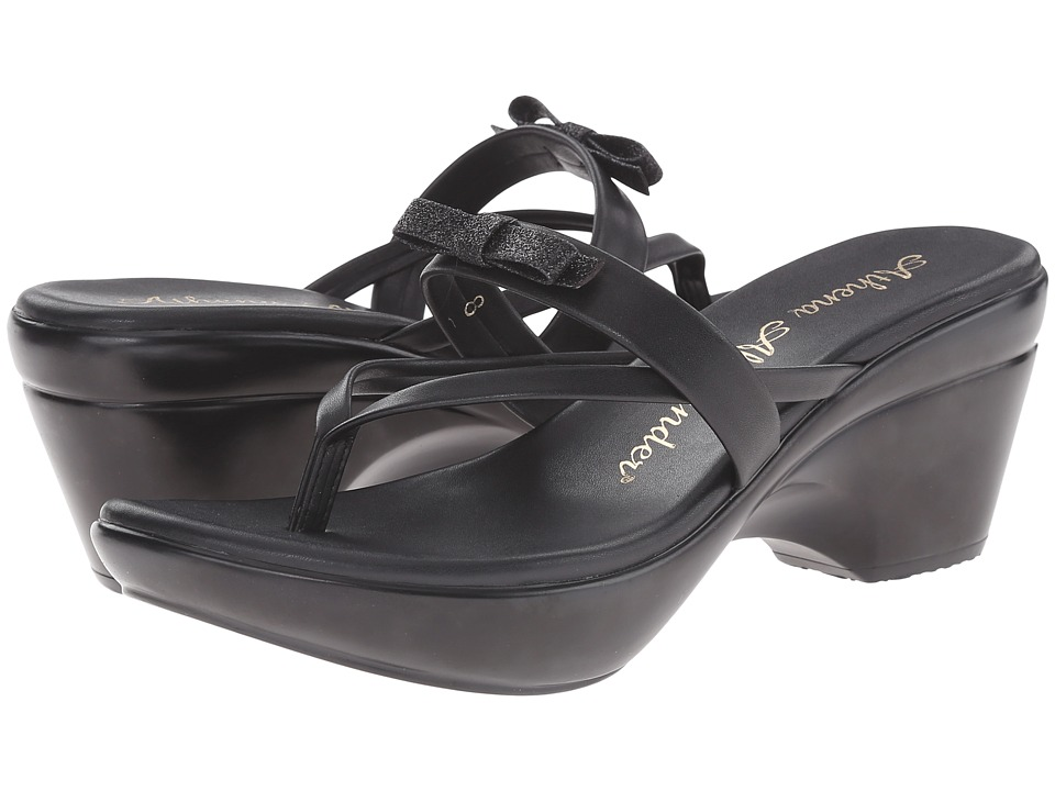 Athena Alexander - Leon (Black) Women's Sandals