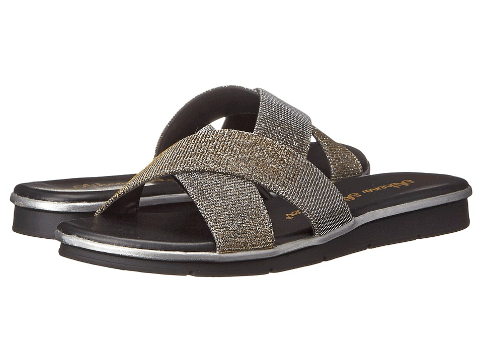 Athena Alexander - Norisse (Gold Shimmer) Women's Slide Shoes