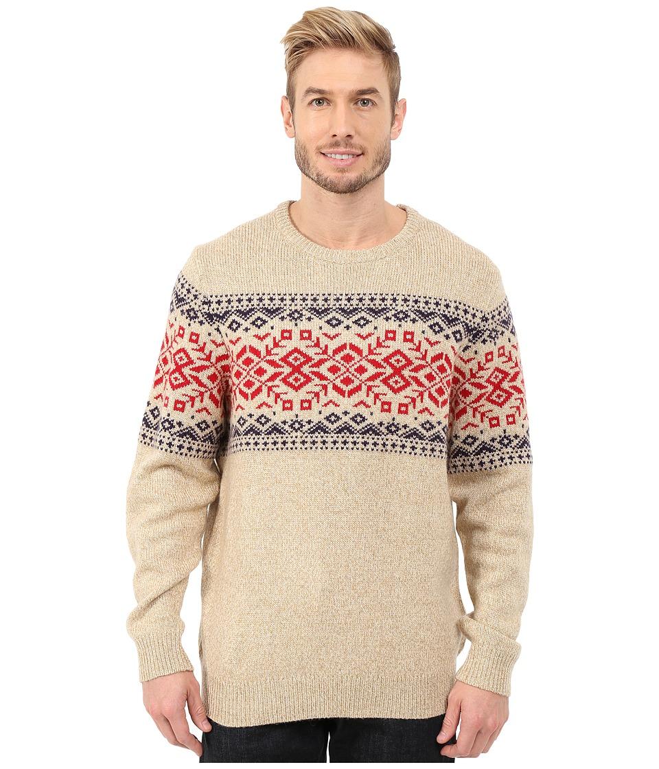 Vineyard Vines - Rag Fairilse Shirt (Oatmeal Heather) Men's Sweater