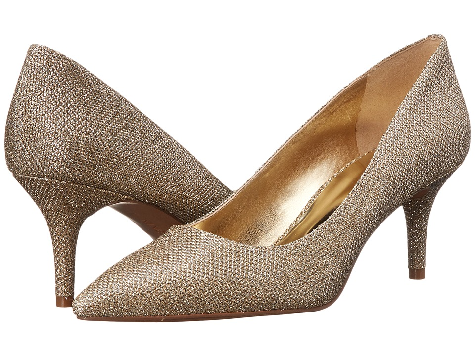Nine West - Margot (Gold Sparkle) High Heels