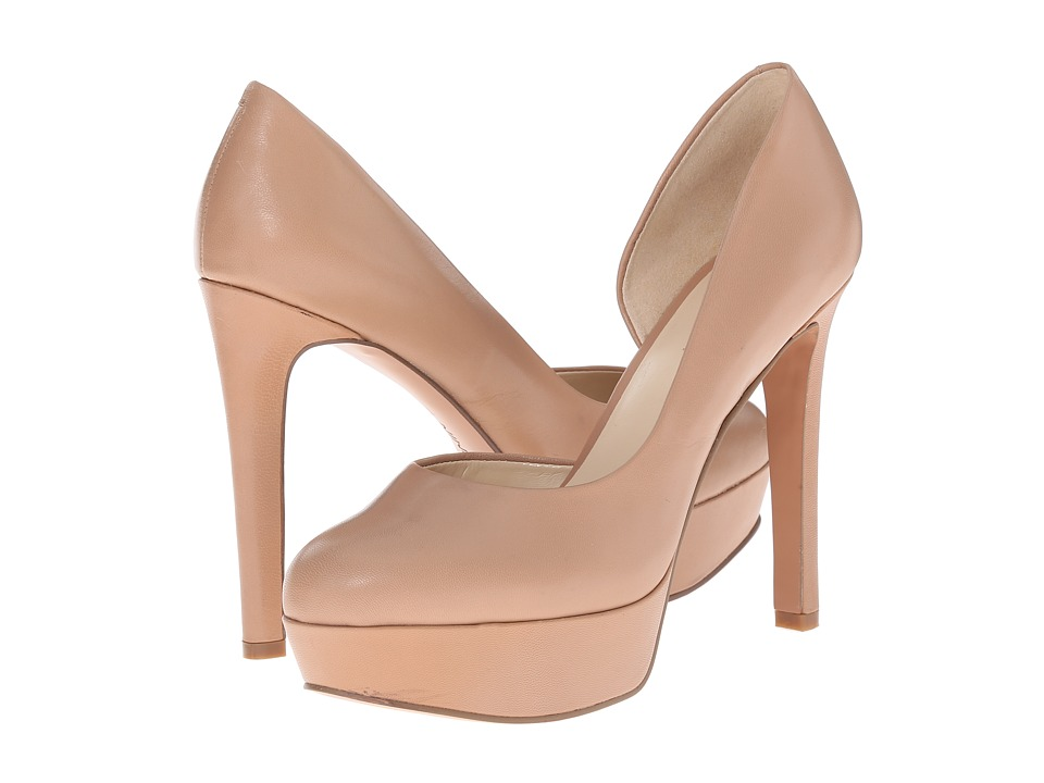 Nine West - Danton (Taupe Leather) Women's Shoes