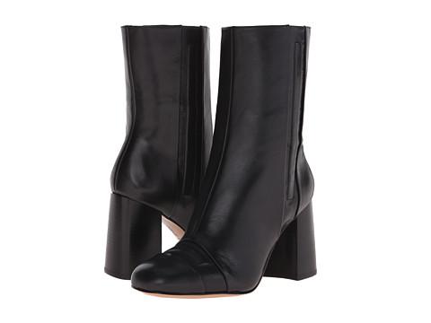 Nine West - Deliah (Black Leather) Women