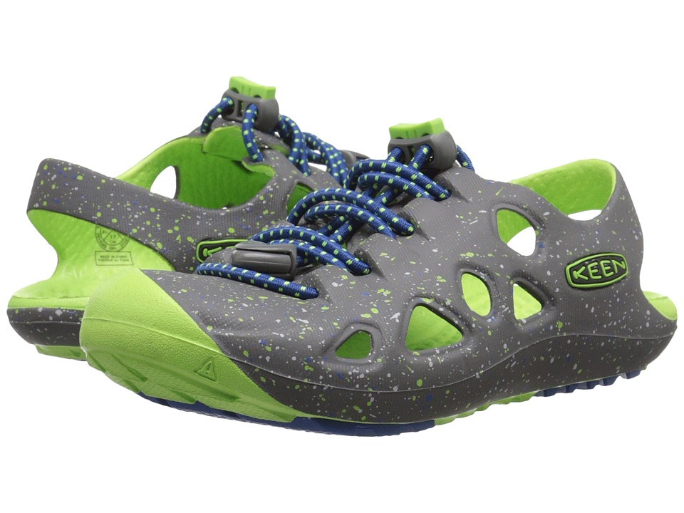 Keen Kids - Rio (Toddler/Little Kid) (Magnet/Jasmine Green) Boys Shoes