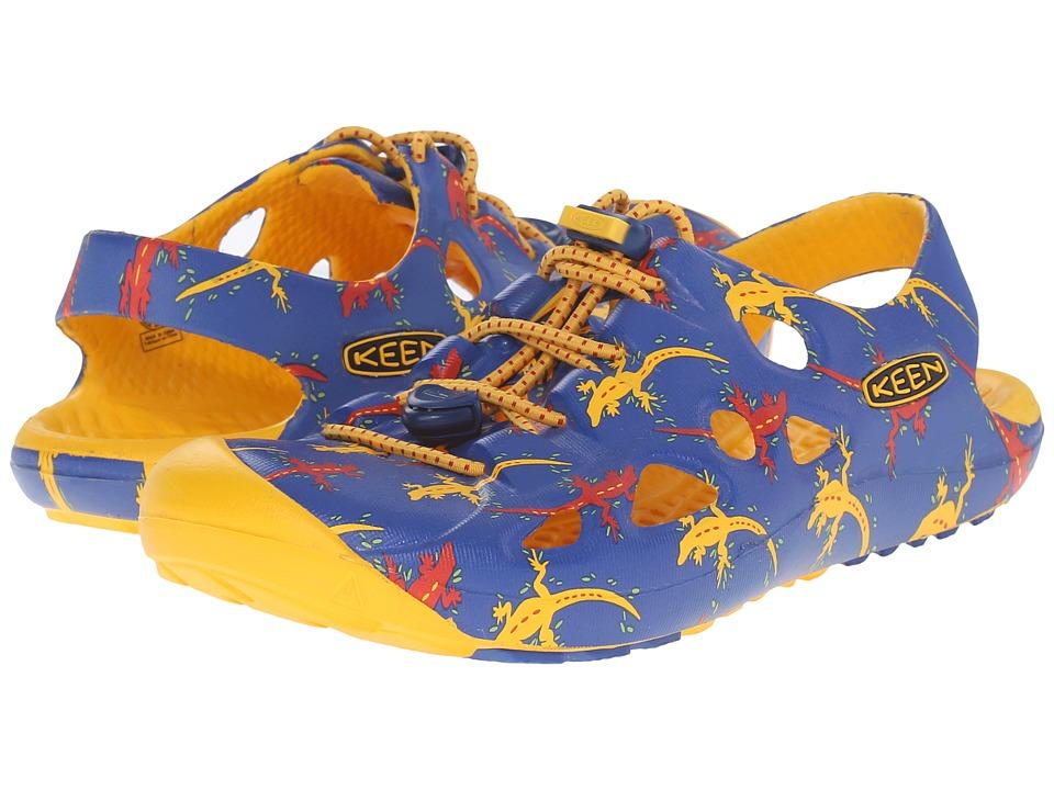 Keen Kids - Rio (Little Kid/Big Kid) (True Blue Lizard) Boys Shoes