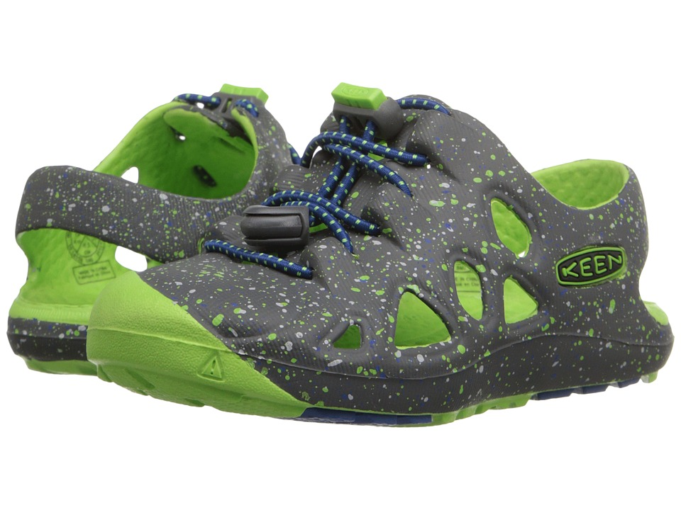 Keen Kids - Rio (Toddler) (Magnet/Jasmine Green) Boys Shoes