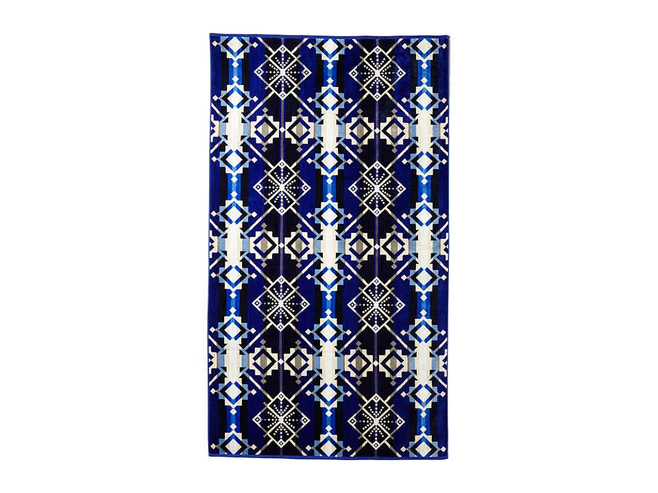 Pendleton - Oversized Jacquard Towel (Star Wheels) Bath Towels