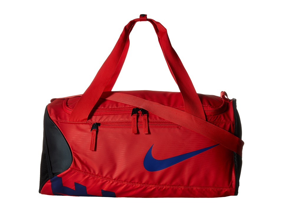 Nike - New Duffel Small (University Red/Black/Deep Royal Blue) Duffel Bags