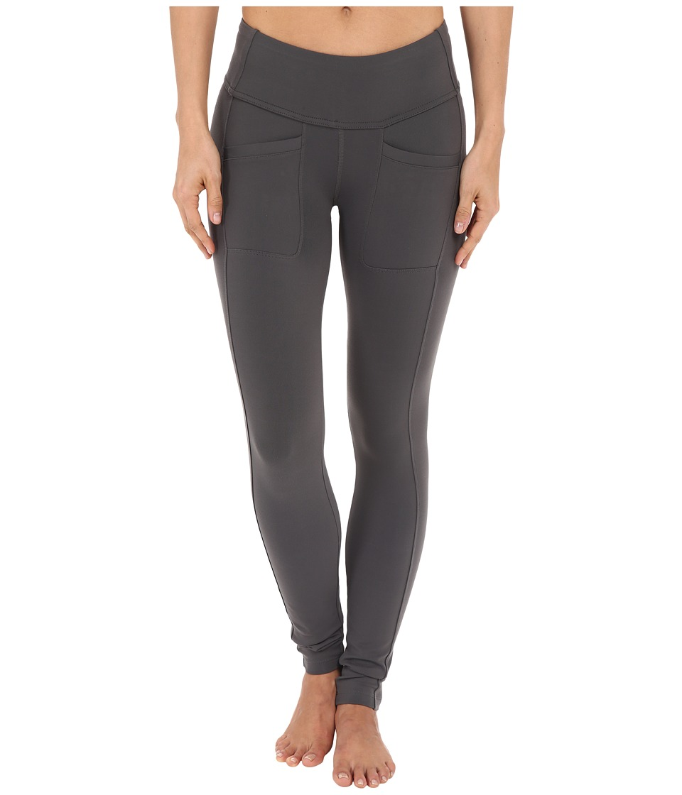 The North Face - Go Anywear Leggings (Graphite Grey) Women's Casual Pants