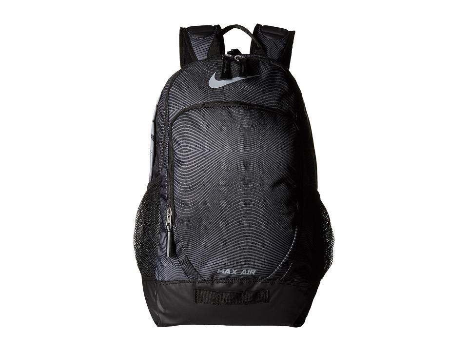 Nike - Team Training Max Air Large (Dark Grey/Black/Cool Grey) Backpack Bags
