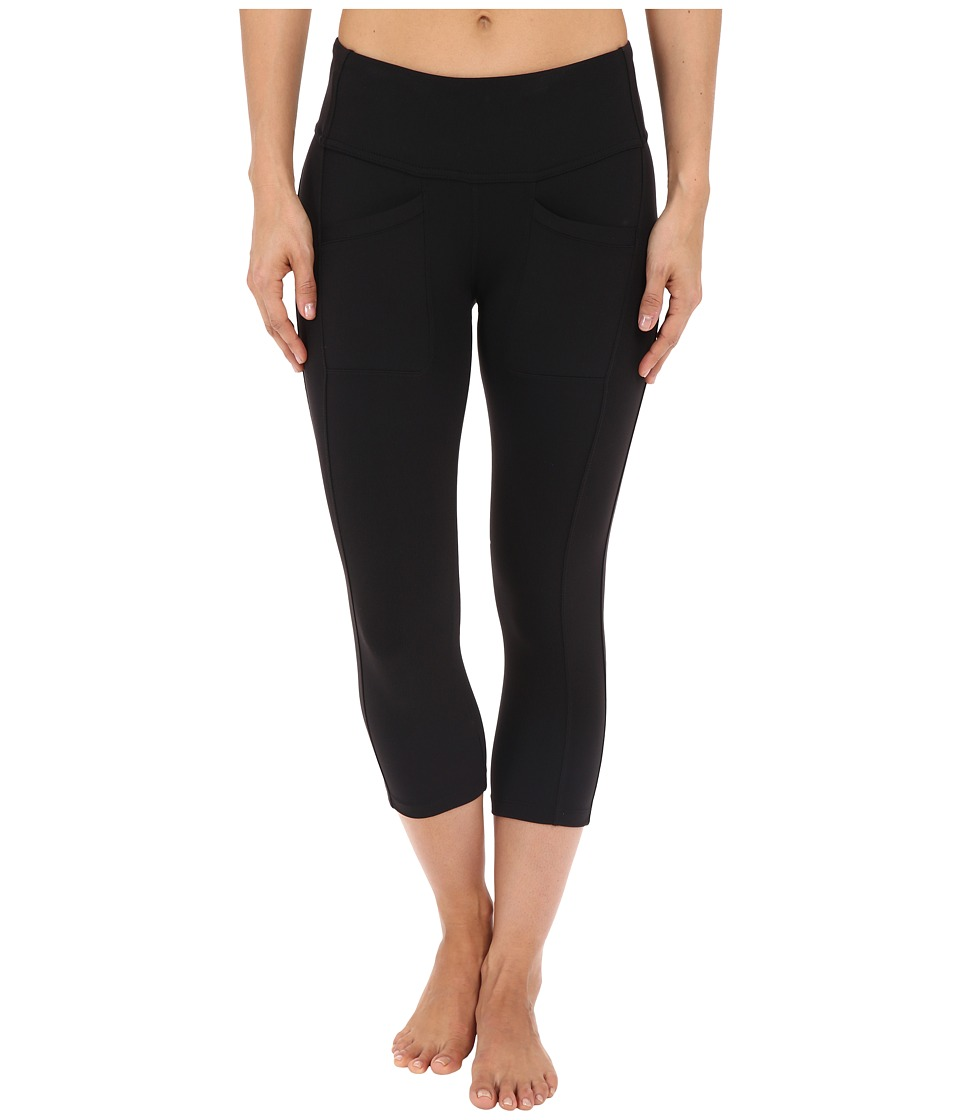 The North Face - Go Anywear Capri Leggings (TNF Black) Women's Capri