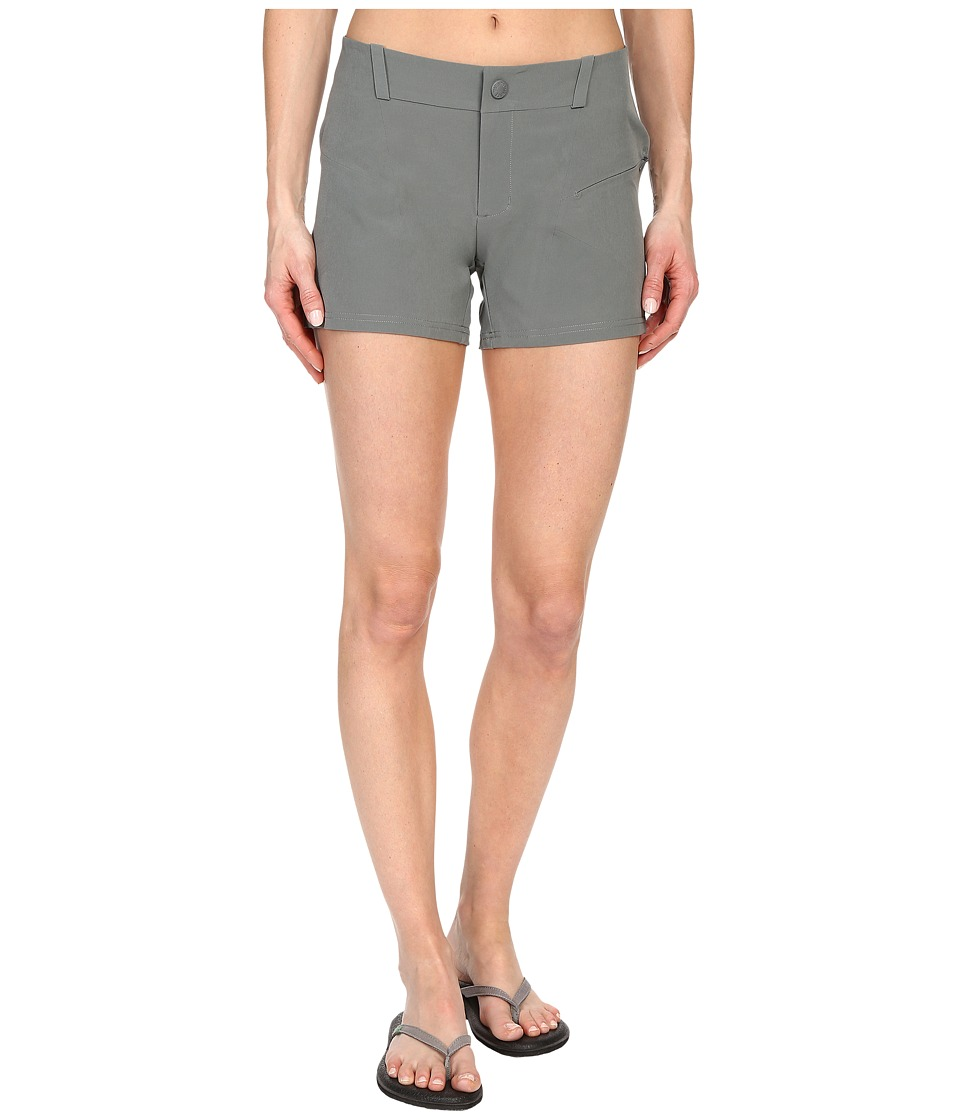 The North Face - Bond Girl Shorts (Sedona Sage Grey (Prior Season)) Women's Shorts