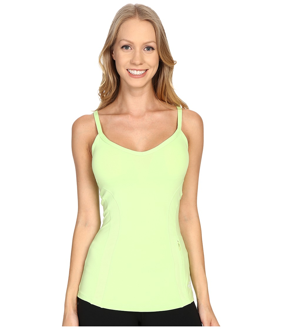 The North Face - Rio Tank Top (Budding Green) Women's Sleeveless