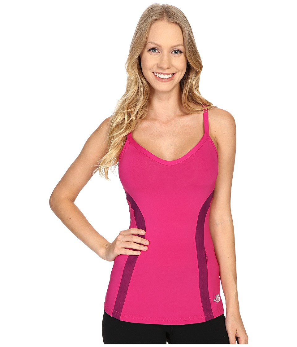 The North Face - Rio Tank Top (Fuchsia Pink) Women's Sleeveless