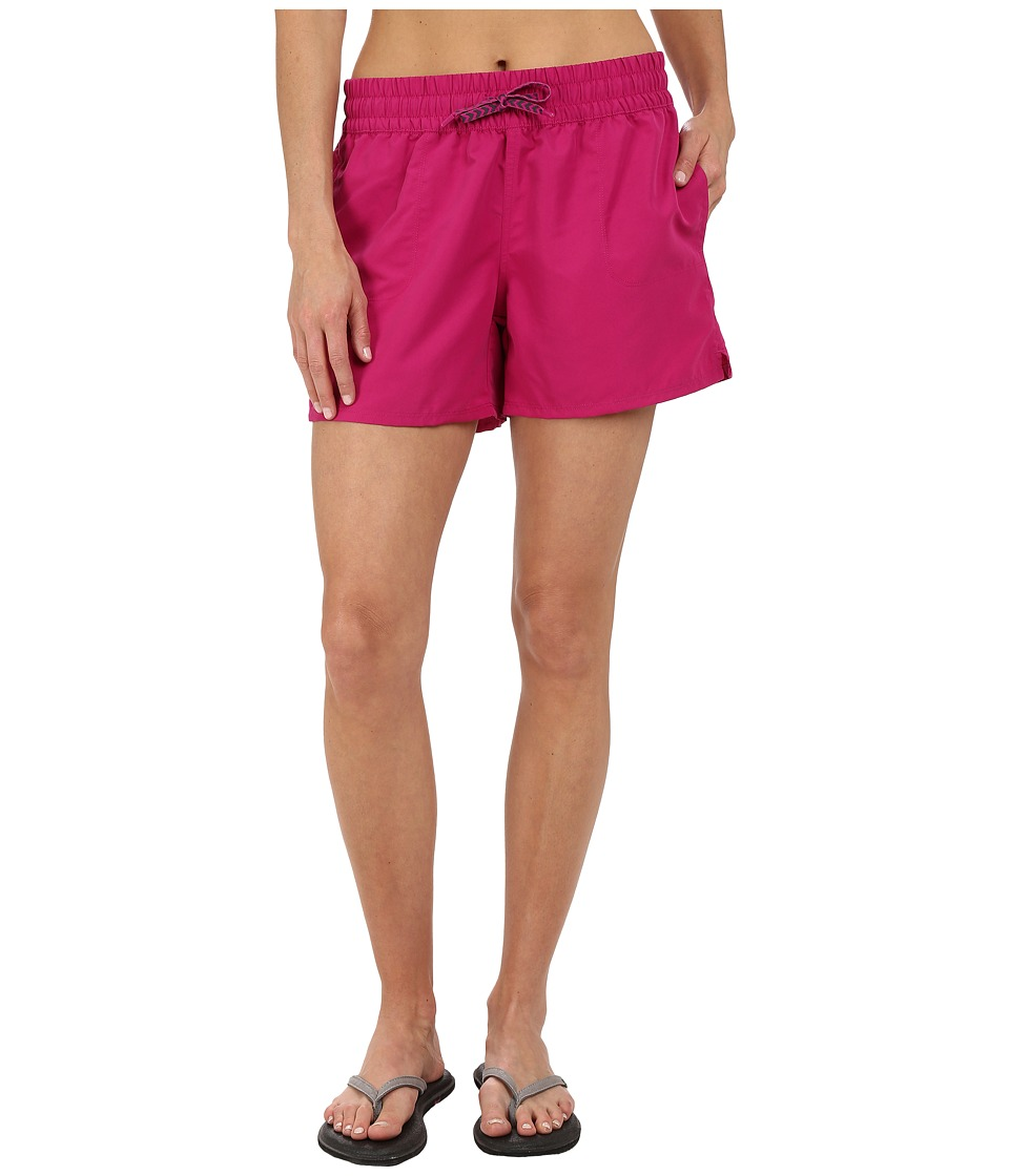 The North Face - Class V Shorts (Fuchsia Pink) Women's Shorts