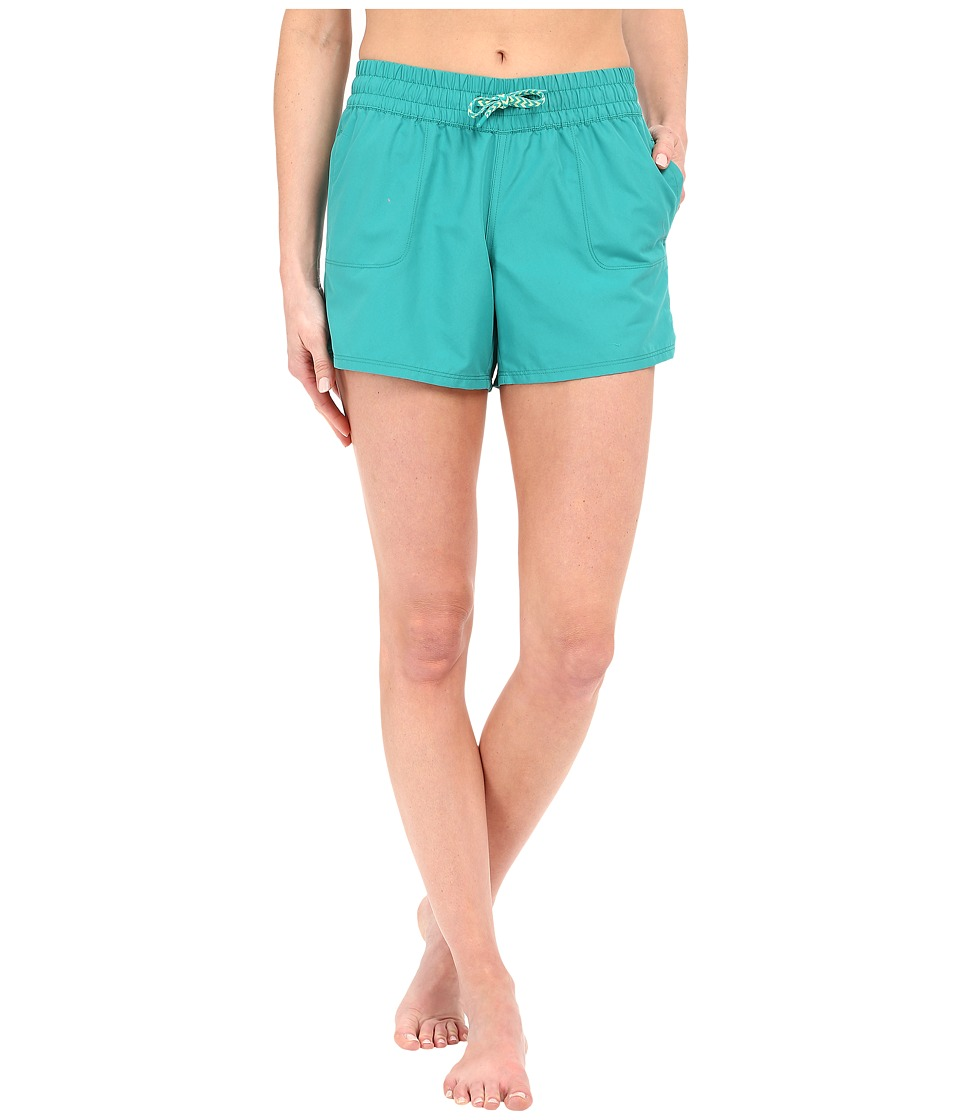 The North Face - Class V Shorts (Teal Blue) Women's Shorts