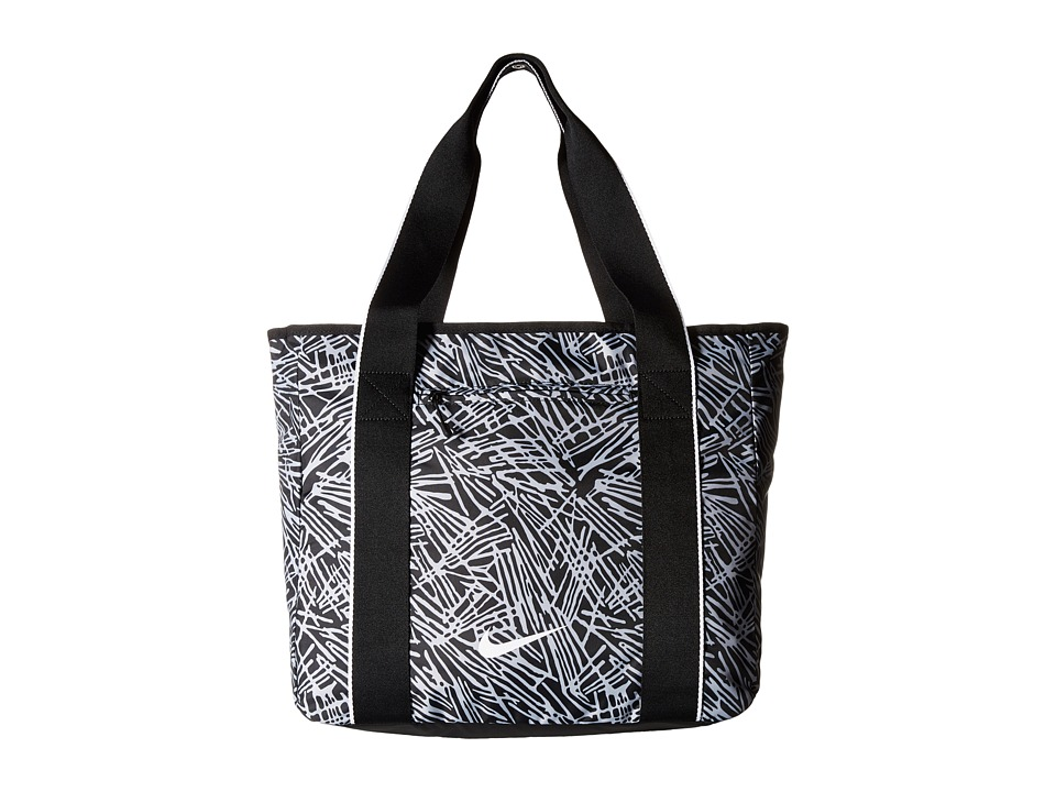 Nike - Legend Track Tote (Black/Black/White) Tote Handbags