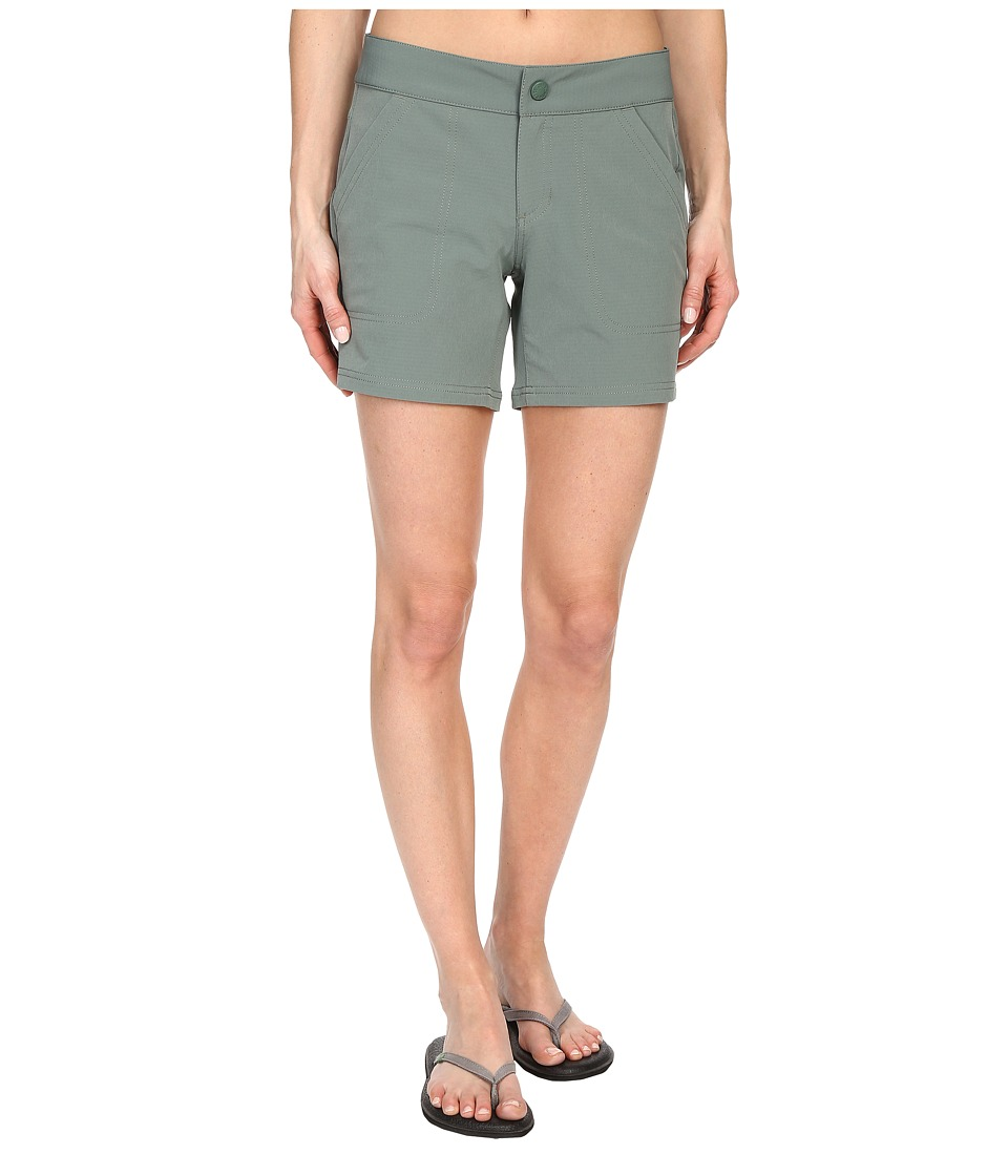 The North Face - Amphibious Shorts (Laurel Wreath Green) Women's Shorts
