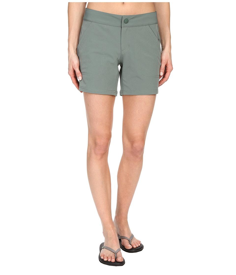 The North Face - Amphibious Shorts (Laurel Wreath Green) Women's Shorts