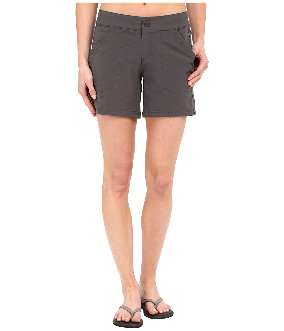 The North Face - Amphibious Shorts (Graphite Grey) Women's Shorts