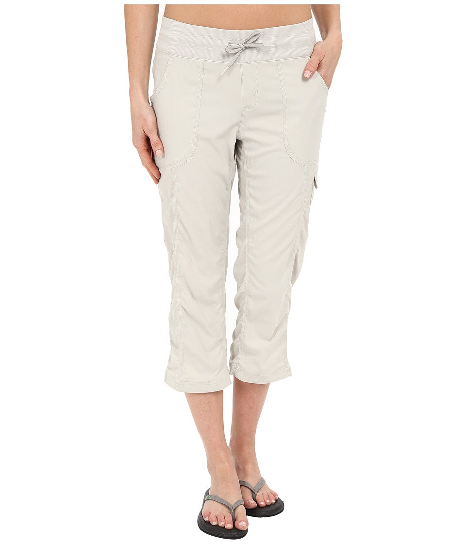 The North Face - Aphrodite Capris (Moonstruck Grey) Women's Capri