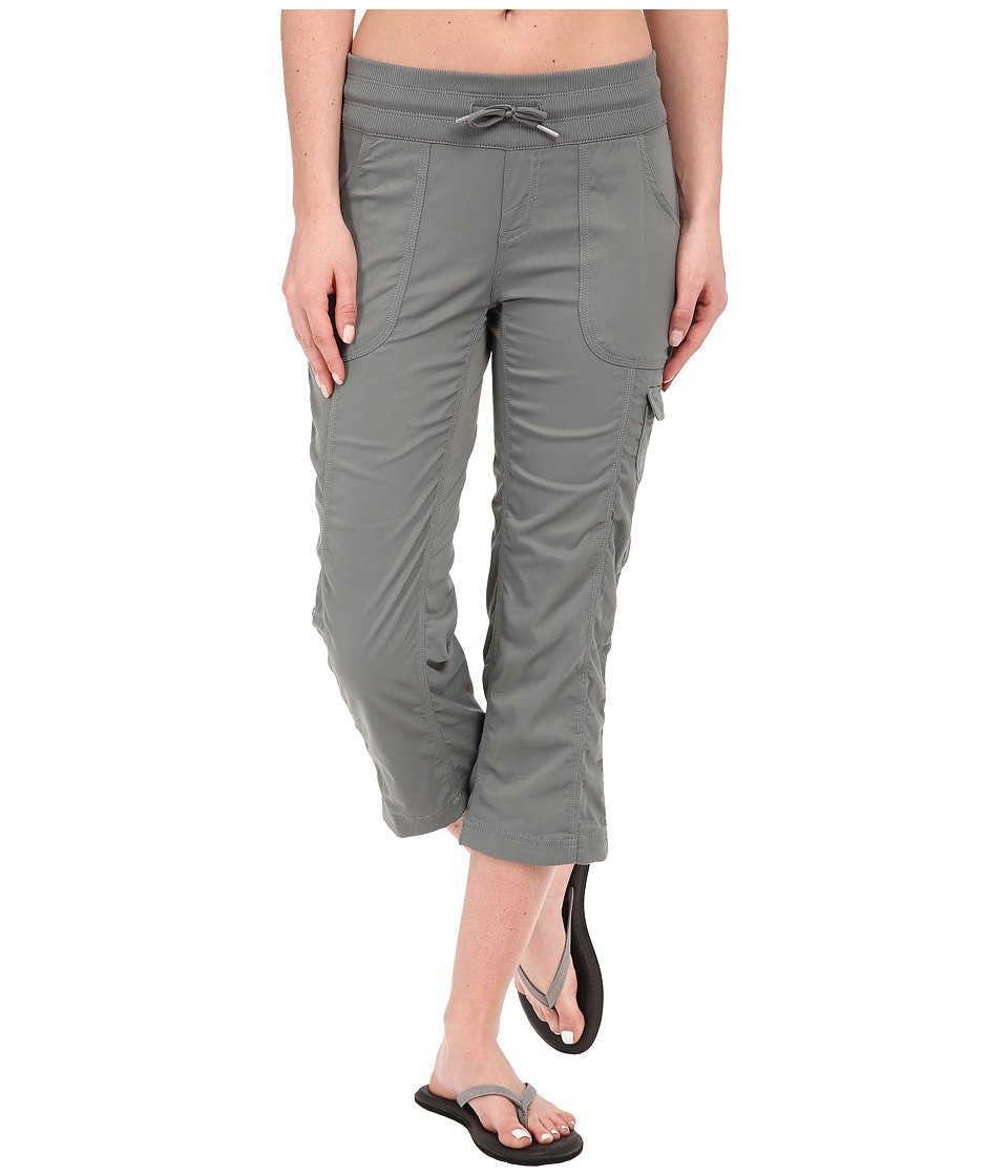 The North Face - Aphrodite Capris (Sedona Sage Grey) Women's Capri