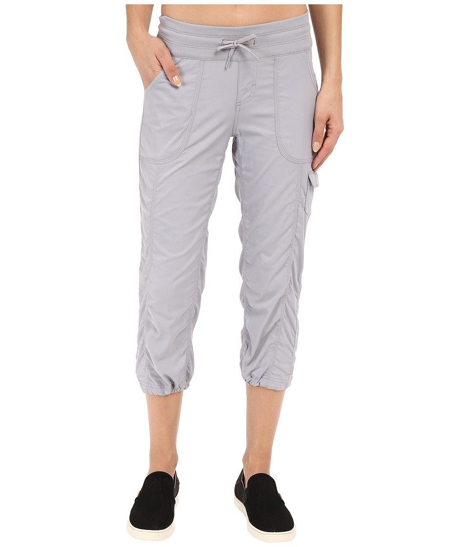The North Face - Aphrodite Capris (Dapple Grey) Women's Capri