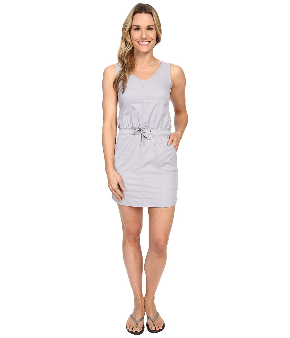 The North Face - Aphrodite Dress (Dapple Grey) Women's Dress