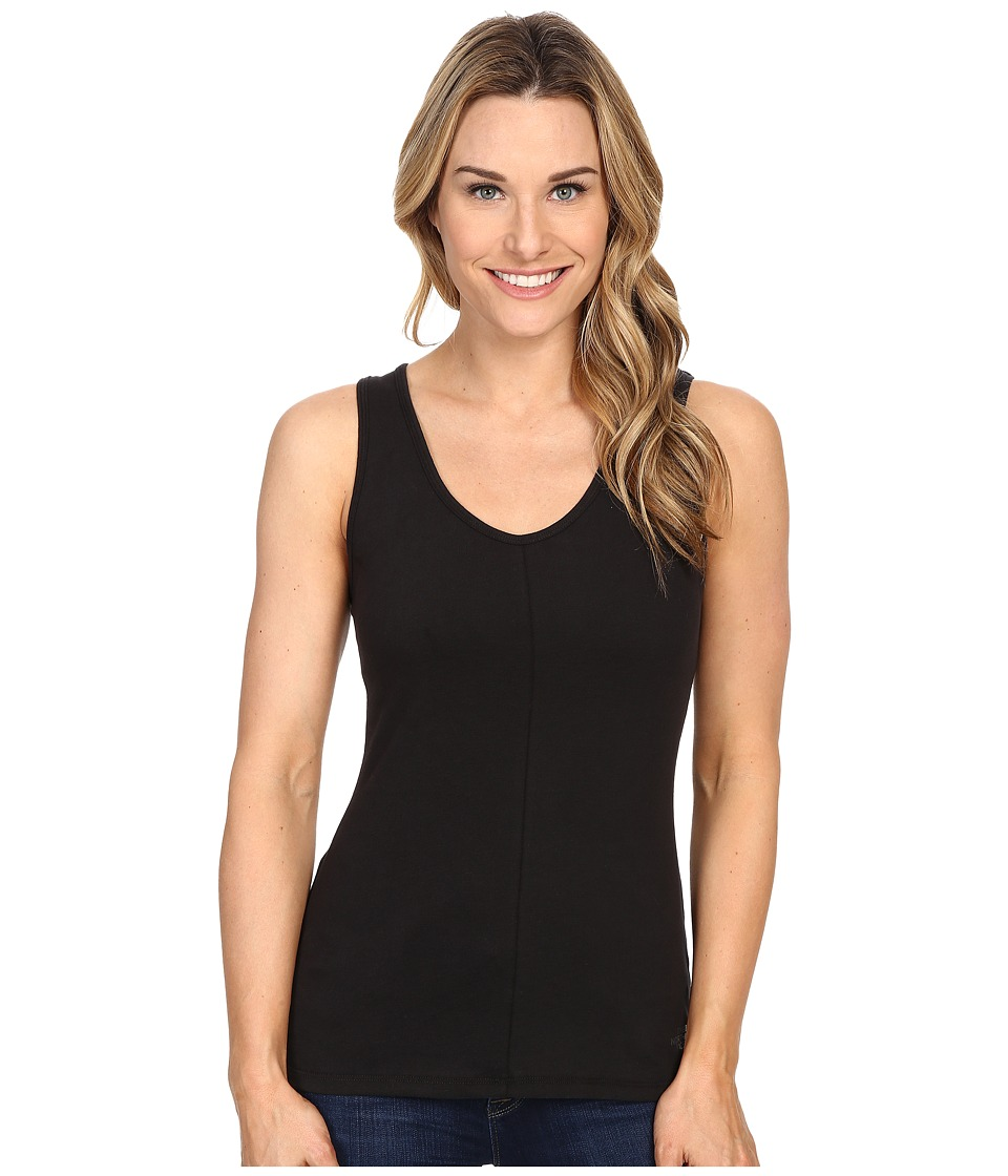 The North Face - Breezeback Knit Tank Top (TNF Black) Women's Sleeveless