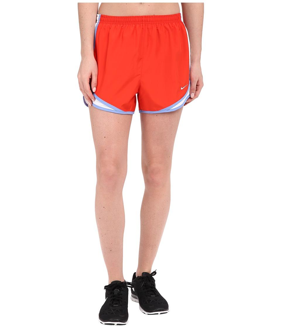 Nike - Tempo Short (Light Crimson/White/Chalk Blue/Wolf Grey) Women's Workout
