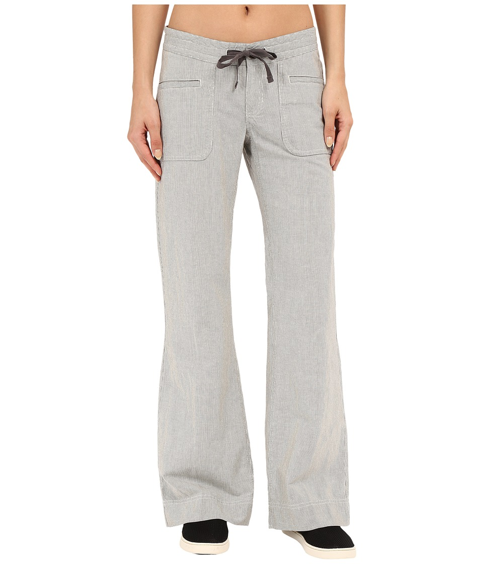 The North Face - Wander Free Pants (Graphite Grey Stripe) Women's Casual Pants