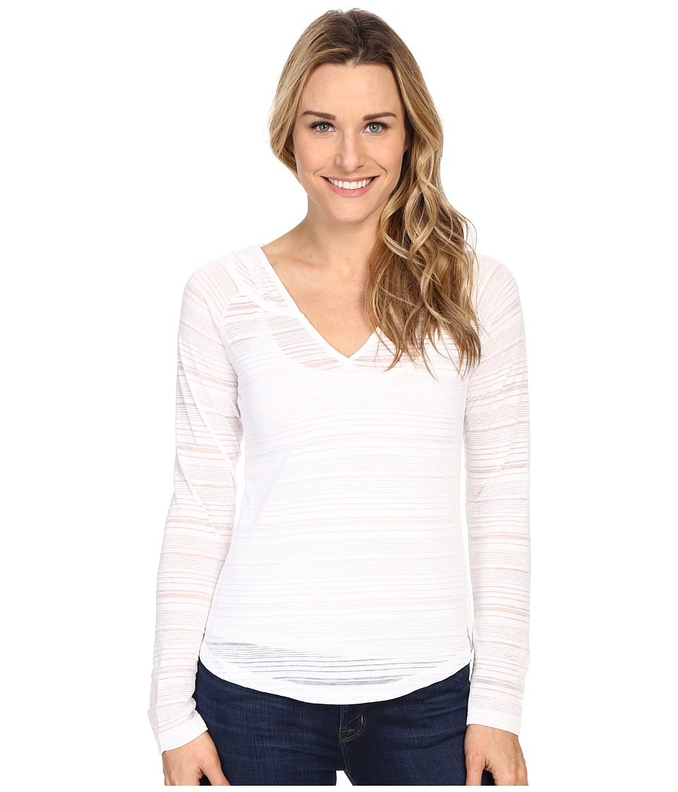 Columbia - Inner Luminosity Hoodie (White) Women's Sweatshirt