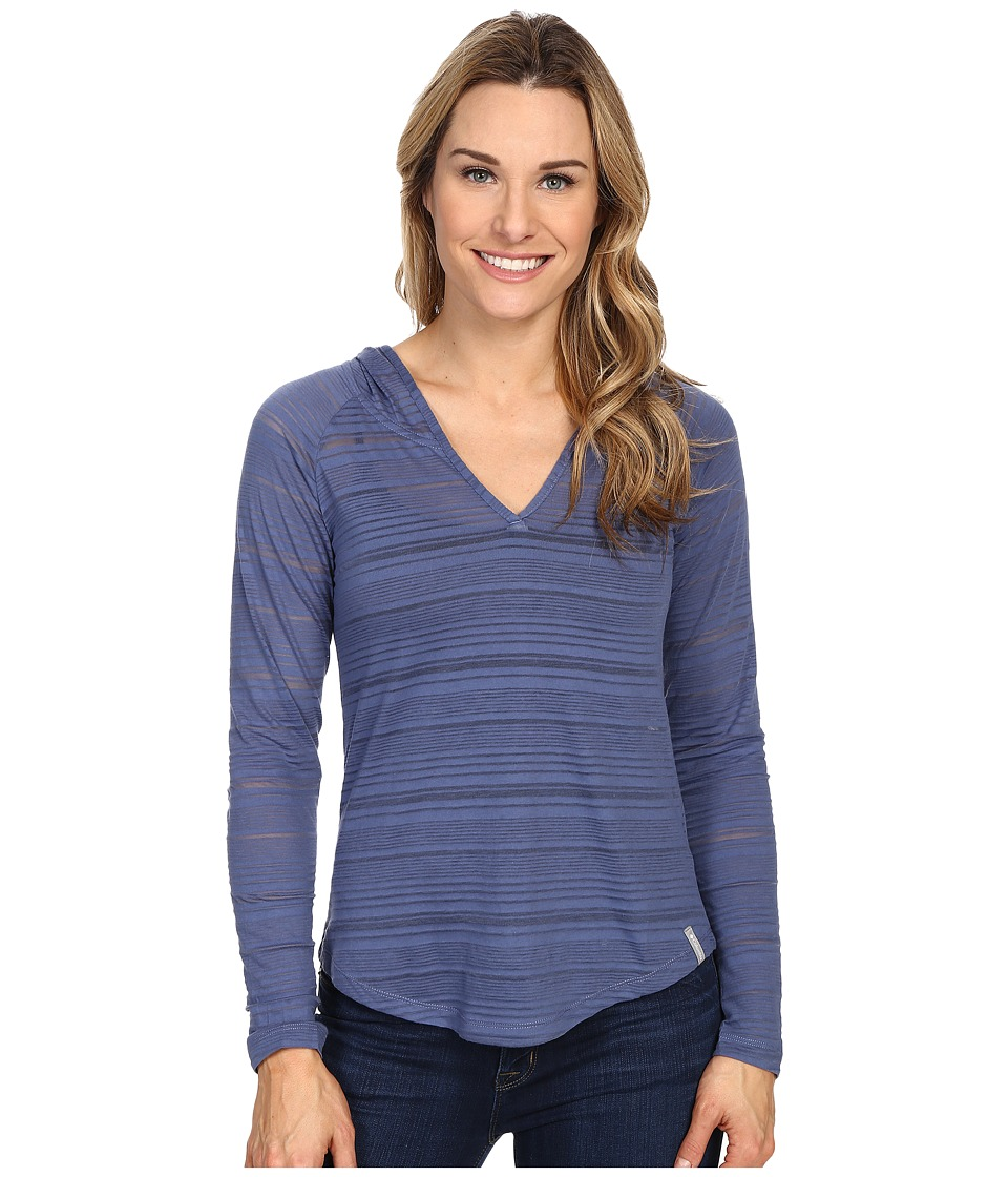 Columbia - Inner Luminosity Hoodie (Bluebell) Women's Sweatshirt