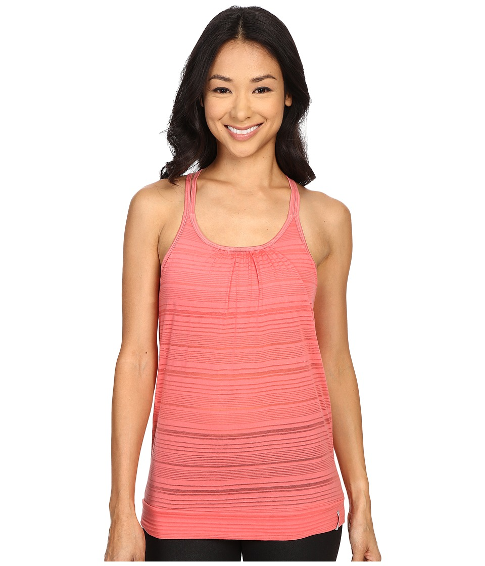 Columbia - Inner Luminosity Tank Top (Coral Bloom) Women's Sleeveless