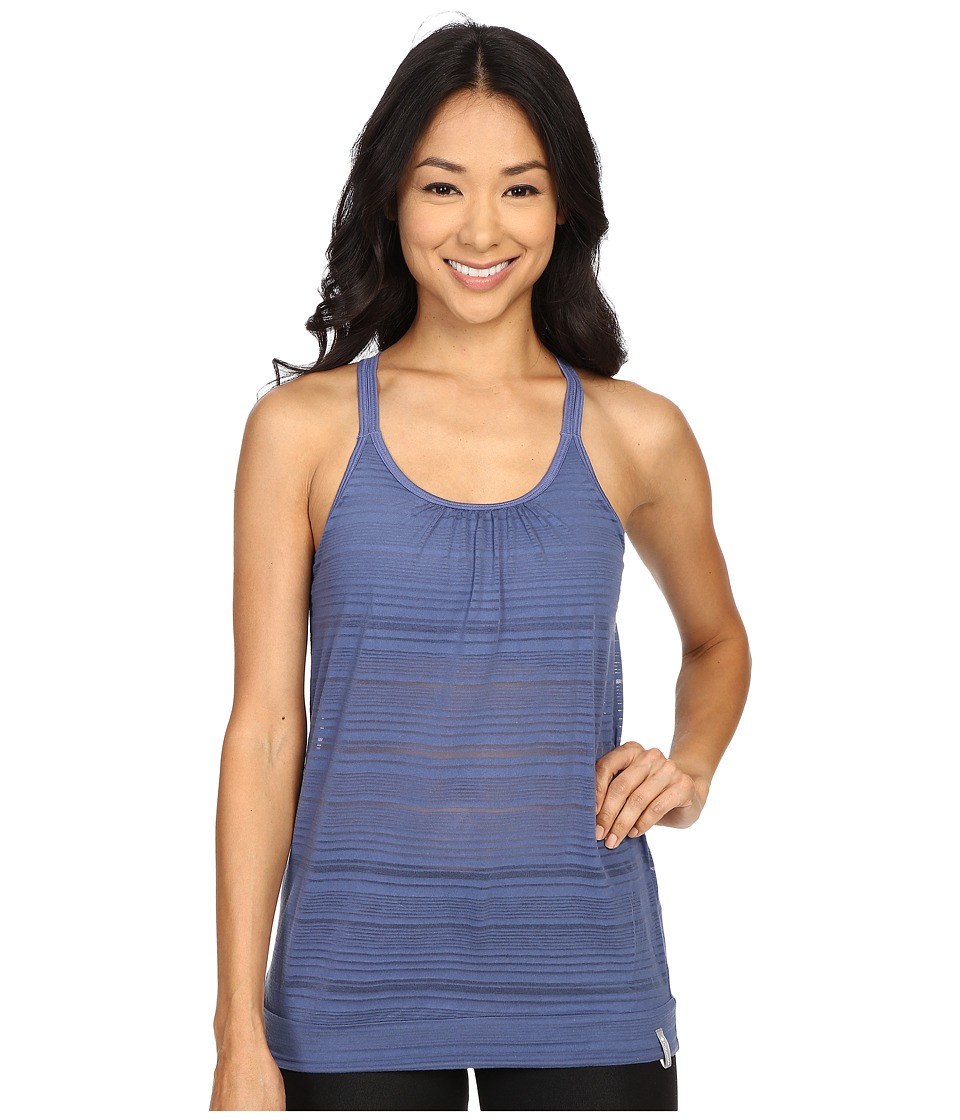 Columbia - Inner Luminosity Tank Top (Bluebell) Women's Sleeveless
