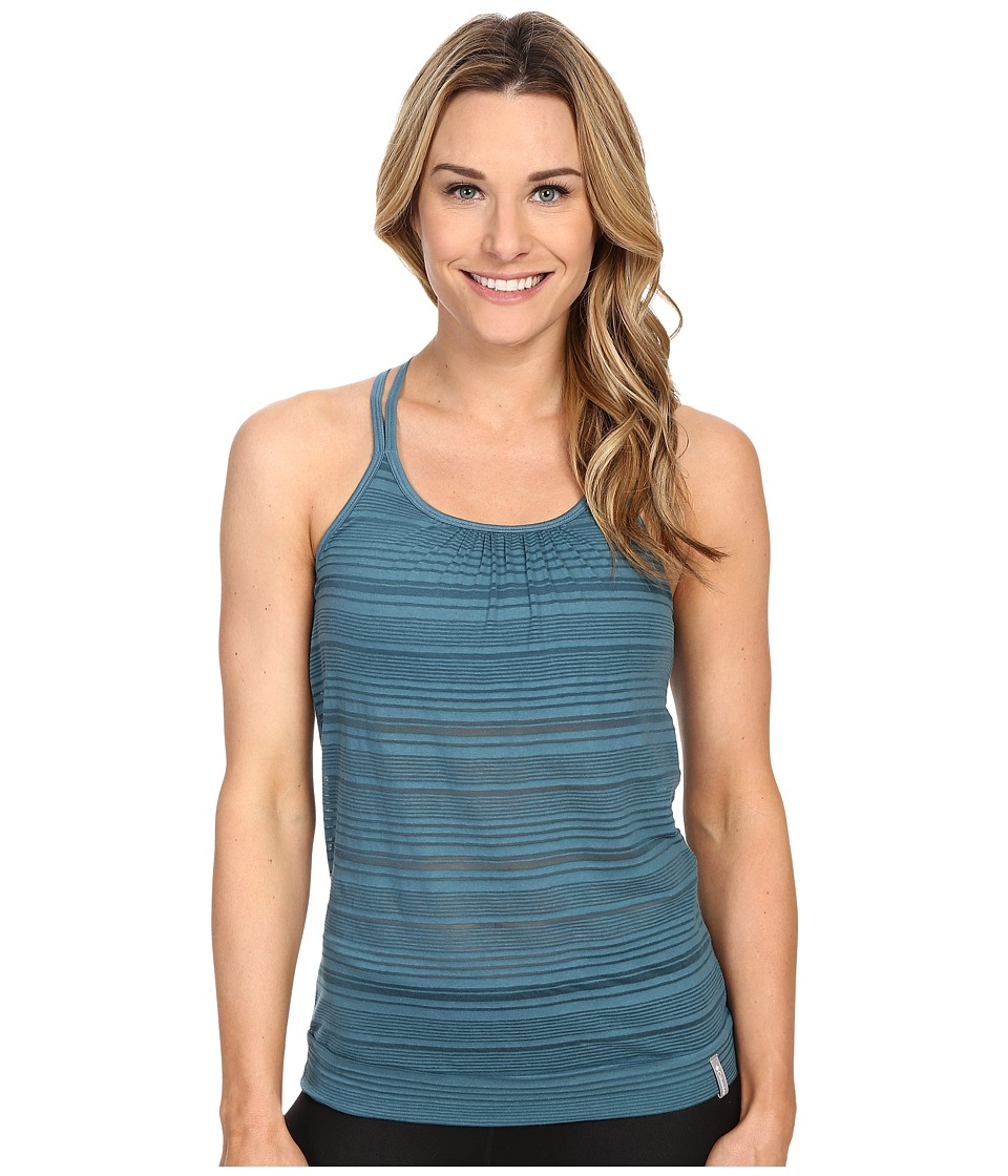Columbia - Inner Luminosity Tank Top (Cloudburst) Women's Sleeveless