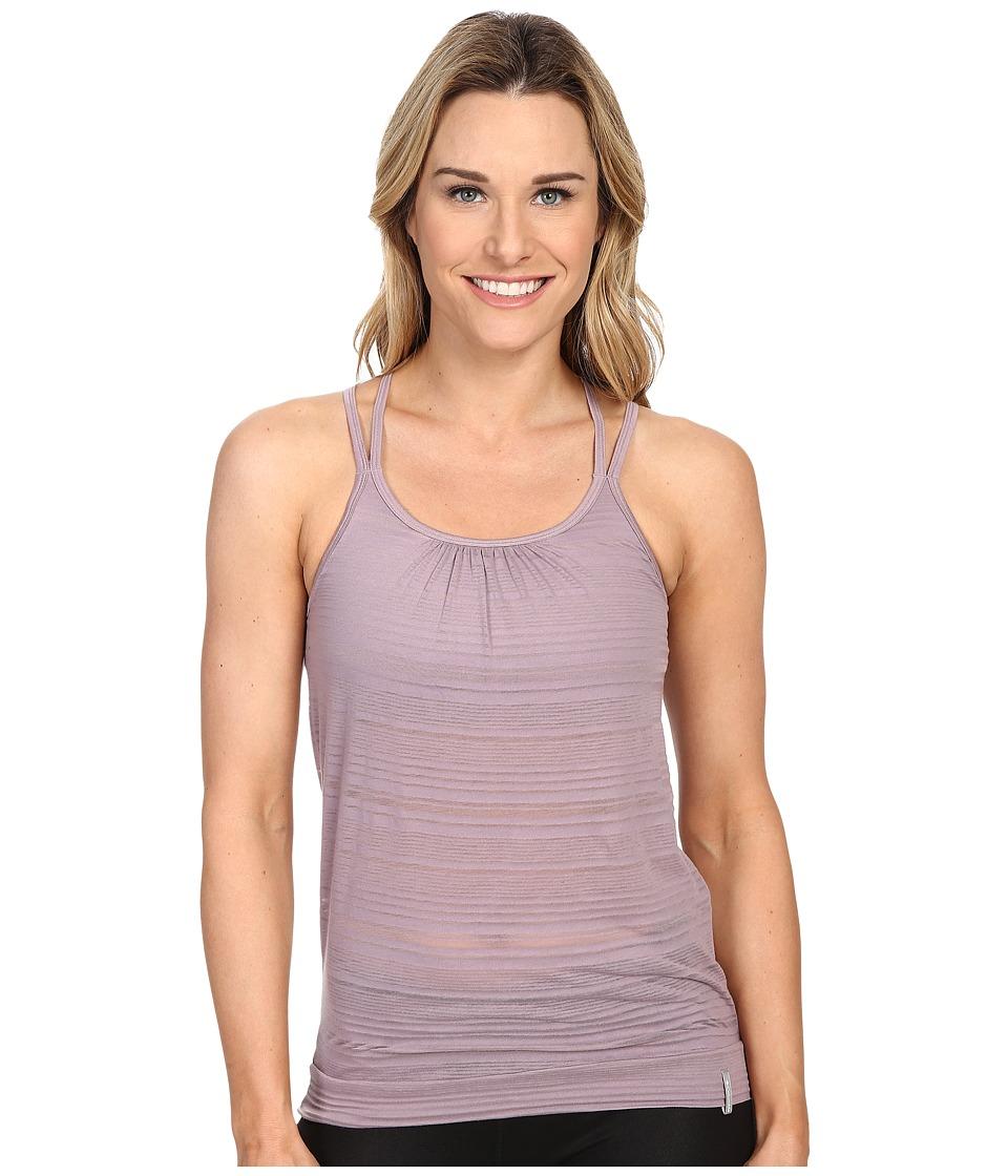 Columbia - Inner Luminosity Tank Top (Sparrow) Women's Sleeveless