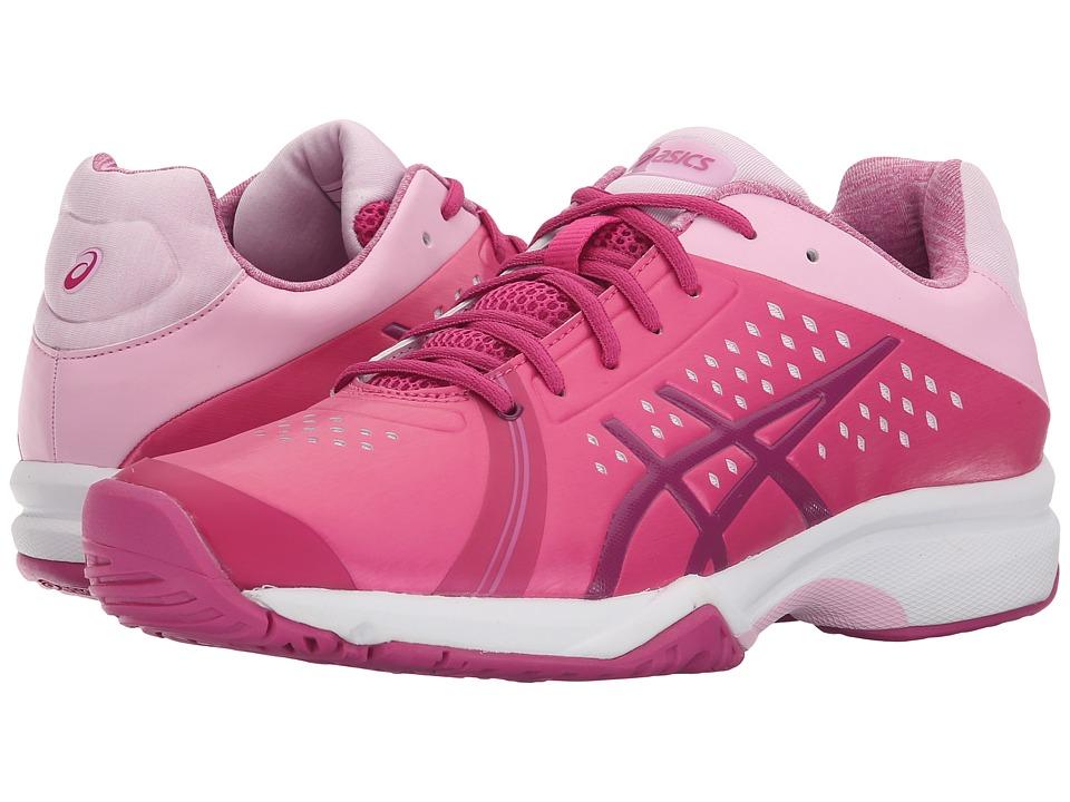 ASICS - Gel-Court Bella (Berry/Plum/Cotton Candy) Women's Tennis Shoes